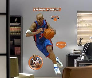 Marbury Wants You To Know That Only He Sells Cheapass Shoes