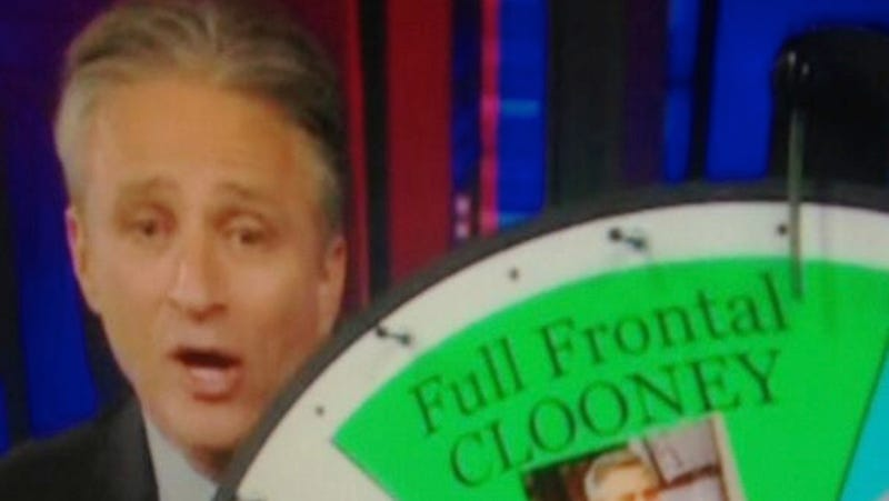 The Daily Show Definitely Showed an Uncensored Penis [NSFW]