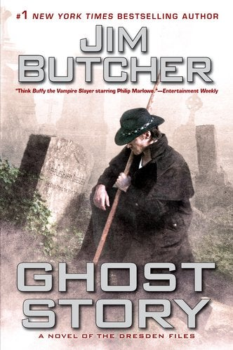 Ghost Story: Harry Dresden and the Jim Butcher Promise