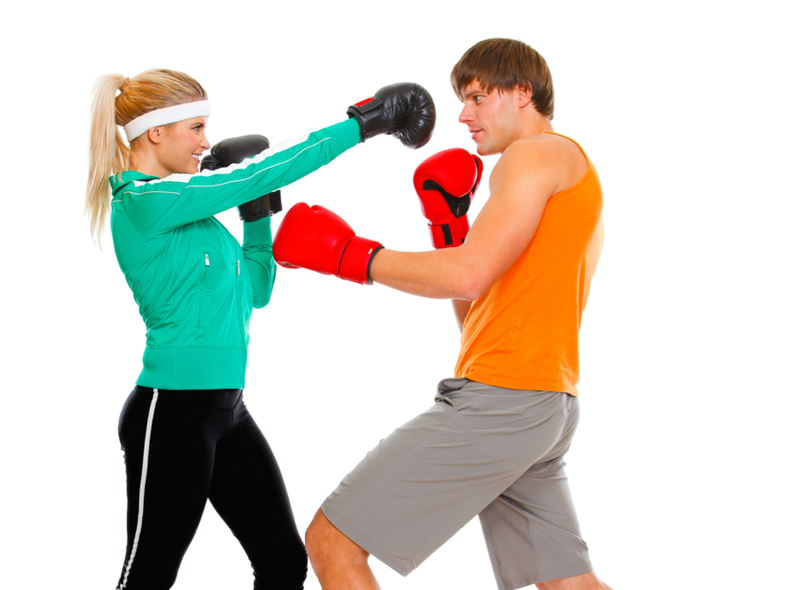 Women Being Given the Mistaken Impression that Self-Defense Should Be 'Fun'