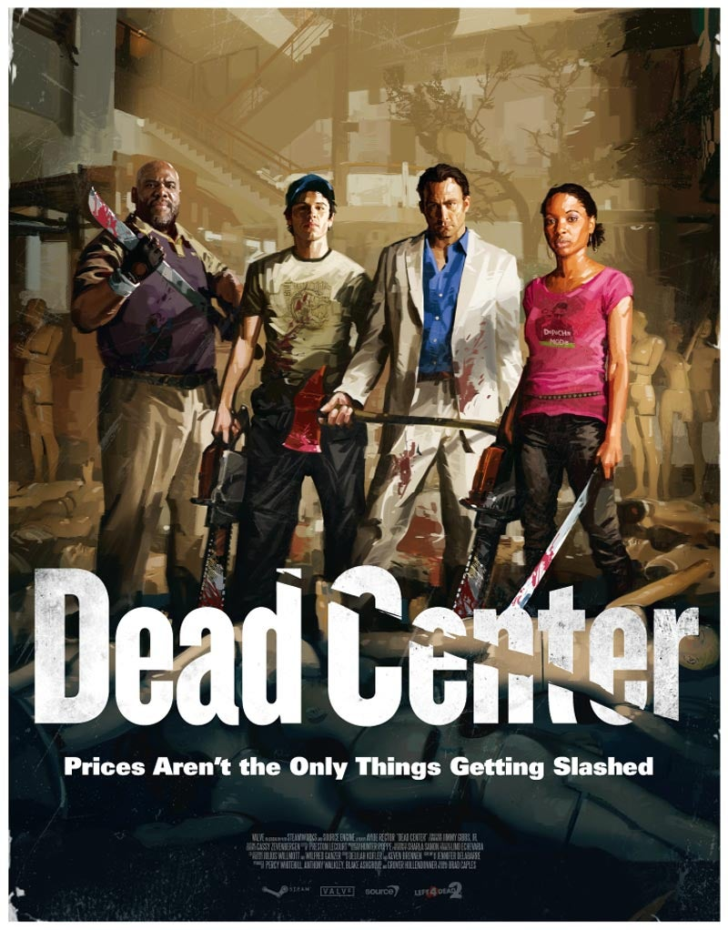 Last Two Left 4 Dead 2 Campaigns Leaked?