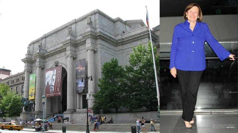 Why the American Museum of Natural History's Ellen V. Futter Chose to Dedicate Her Life to Science