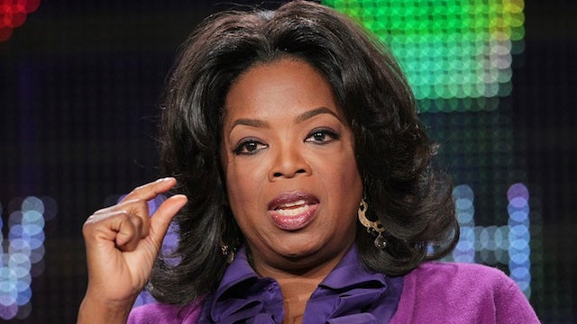Why Won't Oprah Tape Her Show In Egypt?