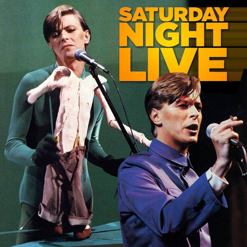 How Bowie Flaunted A Huge Dick On Saturday Night Live And Nobody Noticed