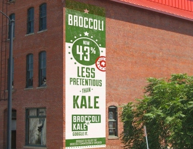 Kale vs. Broccoli: How to Get Americans to Eat Their Vegetables