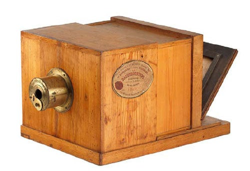 World's Oldest and Most Expensive Camera Hits the Auction Block