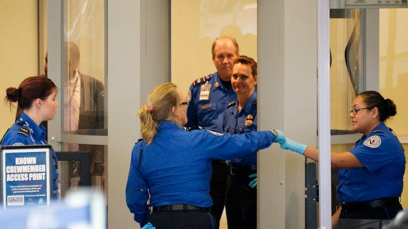 Nude Bodies, Free Booze, Endless Radiation: An Ex-TSA Agent Tells All