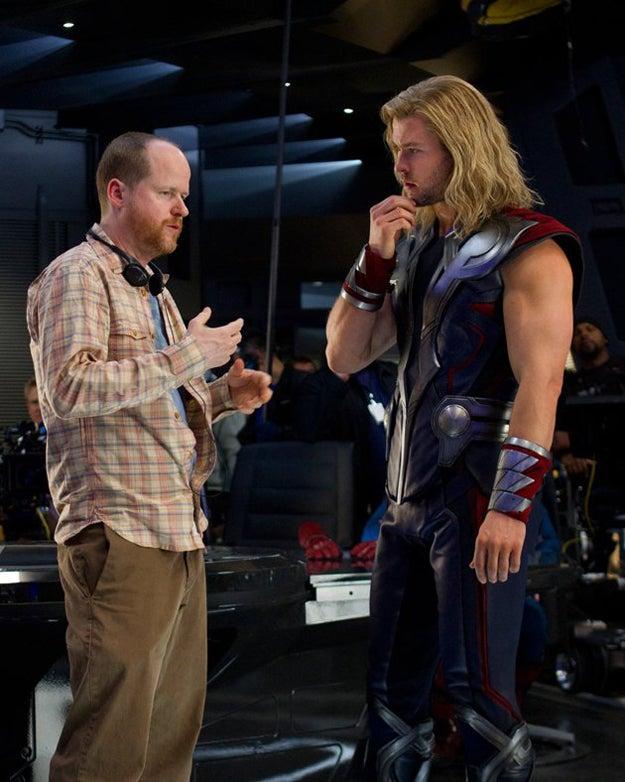 The Avengers: New Photos