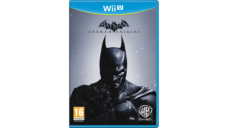 Multiplayer-Free Wii U Version of Batman: Arkham Origins Will Cost Less