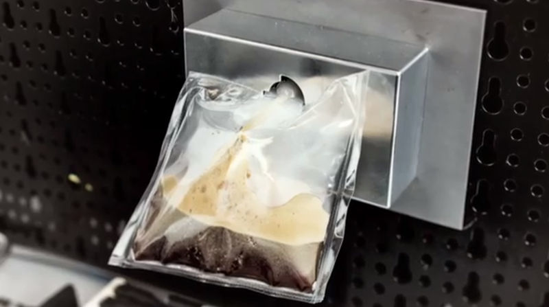 A Coffee Machine That Works In Space!