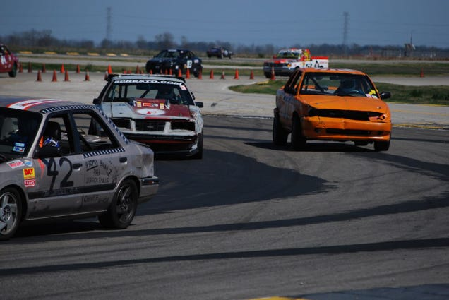 The 24 Hours Of LeMons Texas Ga