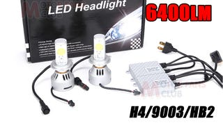LED headlight conversions?