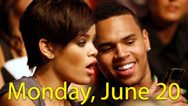 Chris Brown Caught Sending Rihanna Possibly-Nude Photo Via Twitter
