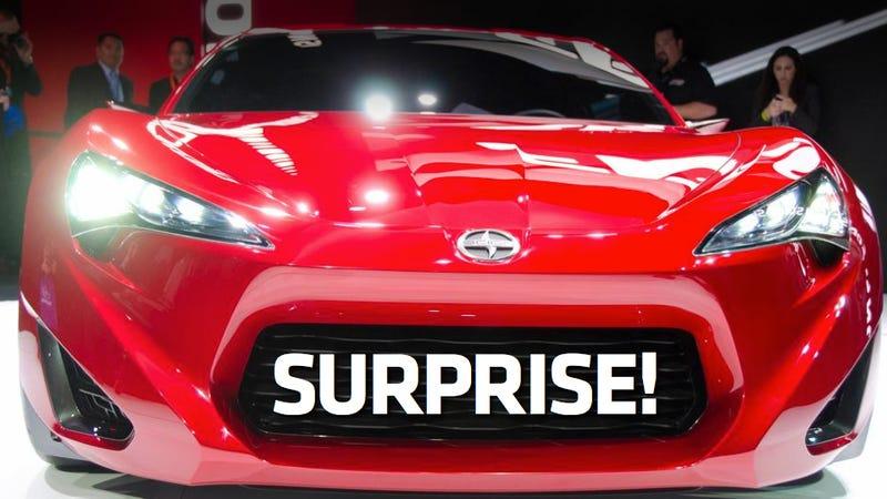 Ten Cars That Were Giant Surprises