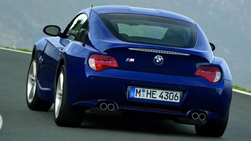 The BMW Z4M may be not-yet-dead