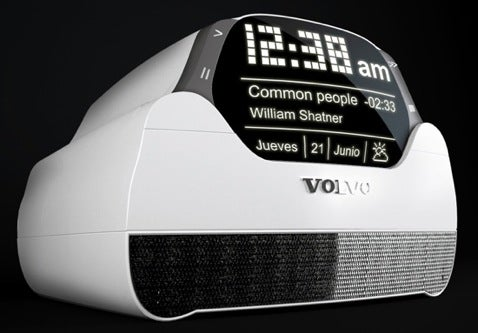 "Seven Alarm Clock Won't Take ""No"" For an Answer"