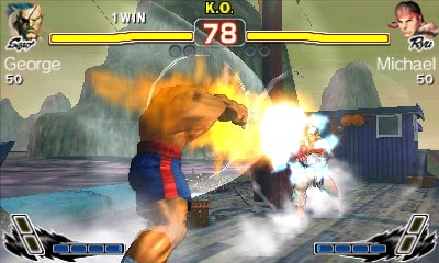 Capcom 3DS Games