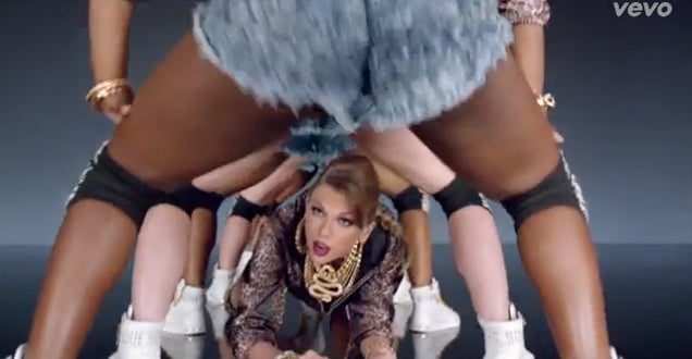 Taylor Swift's New Video Is a Cringe-Worthy Mess