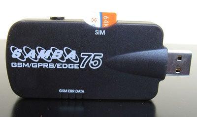 Falcom USB EDGE Cards for Ultraportables