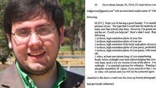 FBI: Google Employee Scammed Undergrad Into Sending Him Nude Pics