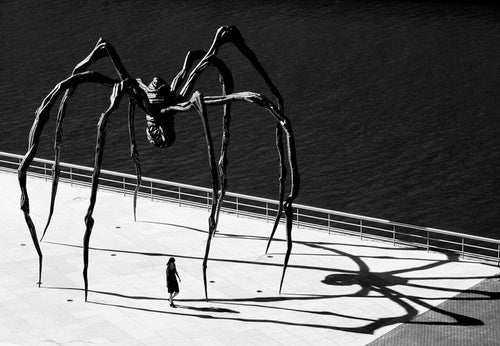 Louise Bourgeois, Sculptor of Giant Spiders and Phalluses, Dies at 98