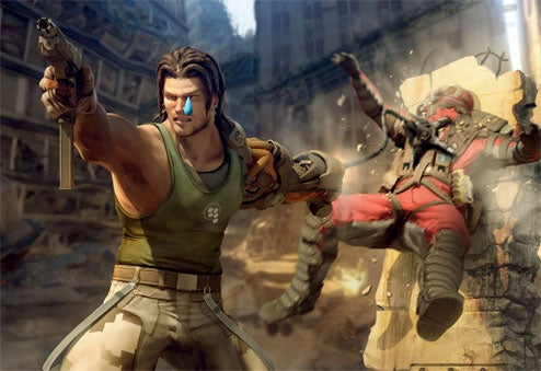 "Bionic Commando Delayed, Coming ""Early 2009"""