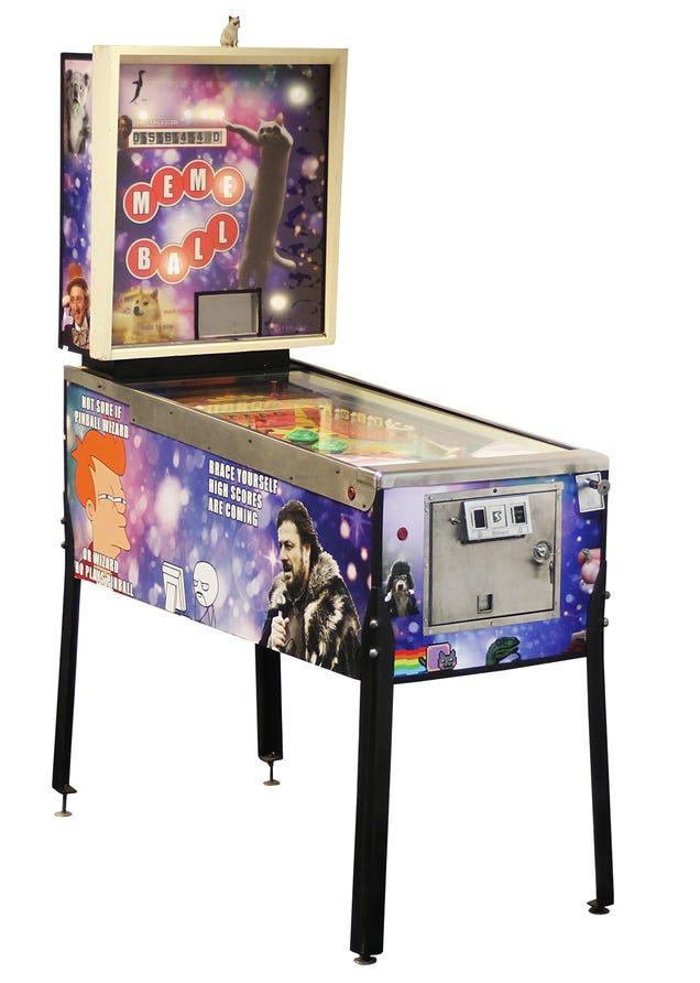 skullgirls arcade machine