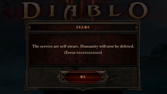 The Four Best Diablo III Errors You'll Never Get