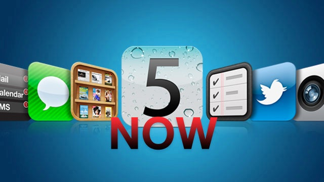 Download and Upgrade to iOS 5 Right Now