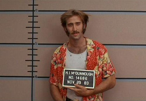 Nicolas Cage Dared Police To Arrest Him Earlier This Morning