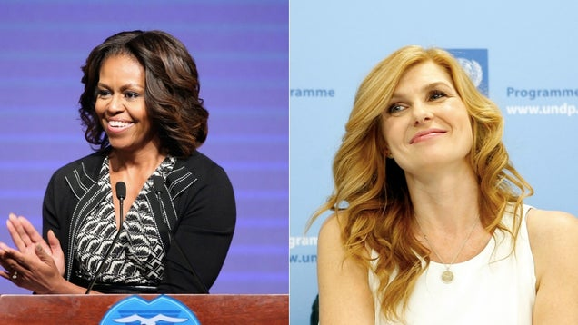 Michelle Obama to Guest Star on -- Wait For It -- Nashville