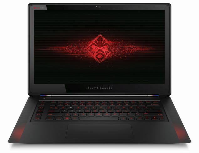 HP Just Built a Gaming Laptop. Seriously.