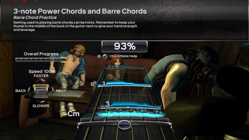 Pro Guitar Mode Makes Rock Band 3 Harder, Slightly Confusing, Socially Redeeming