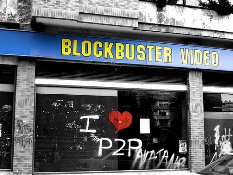 Blockbuster Wants to Bring the Joy of No Late Fees to Your Cellphone