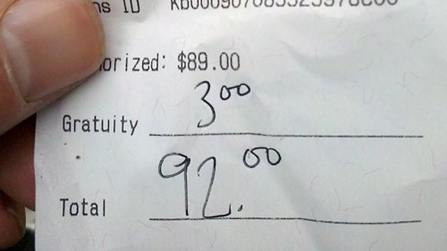 Brooklyn Delivery Guy Starts Blog Shaming Bad Tippers