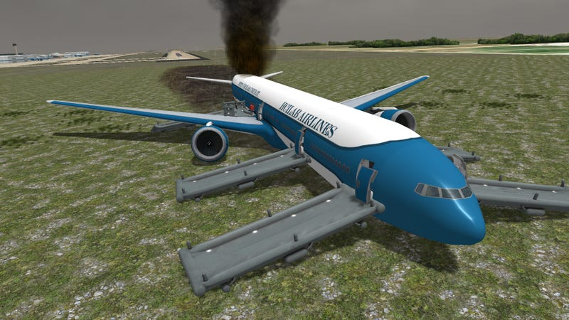 Download This Free Simulator App that Teaches You How to Survive Airplane Emergencies