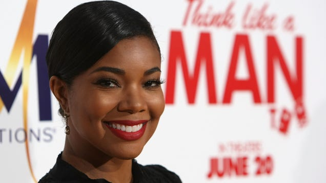 Gabrielle Union Says Smart Things About Ferguson, the NFL, Hollywood