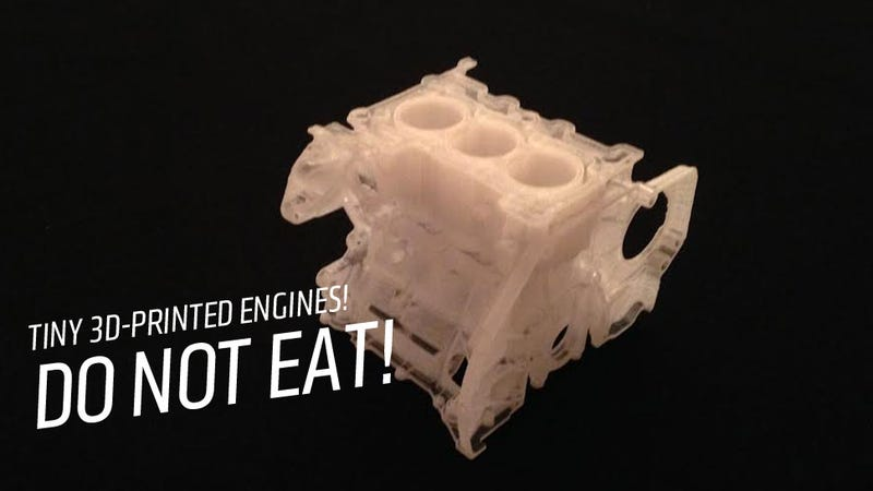 Why Ford's Tiny 1 Liter, 3 Cylinder Is The Future Of Gasoline Engines