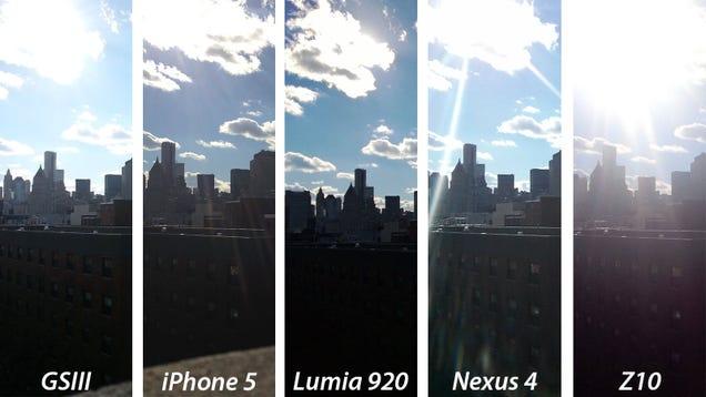 The Best Smartphone Camera