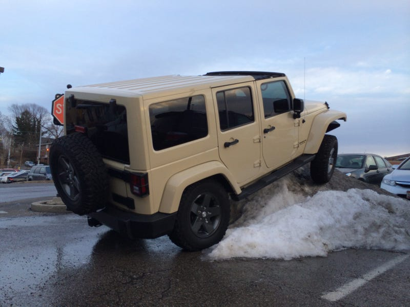 Jeep: Because Irony