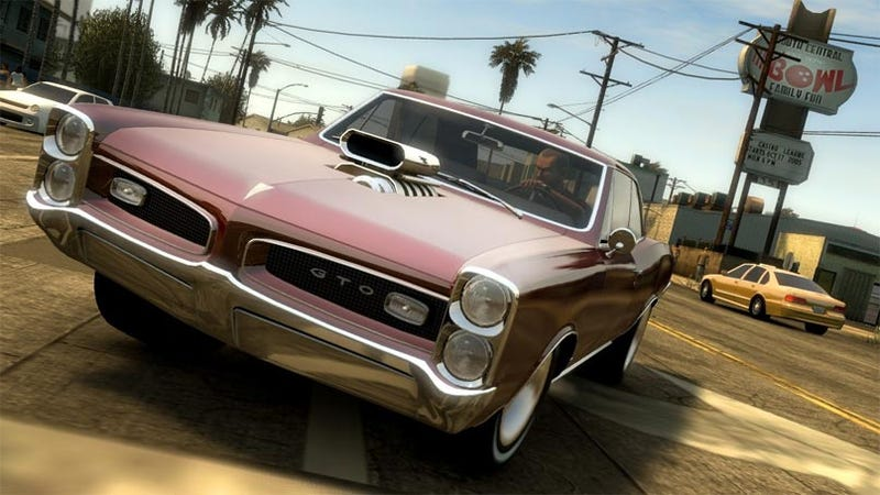 Midnight Club LA South Central Garaged For Xbox 360