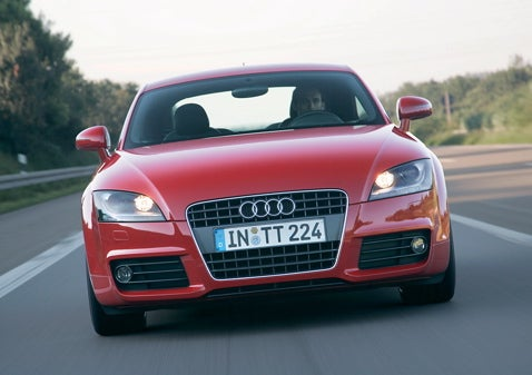 Over the Back Fence: Audi TTS Coming to Frankfurt?