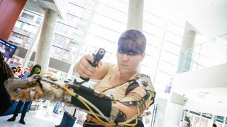 This <i>Mad Max: Fury Road </i>Cosplay Is Shiny and Chrome