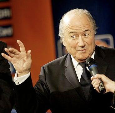 Sepp Blatter Trafficks In Swinging Stereotypes