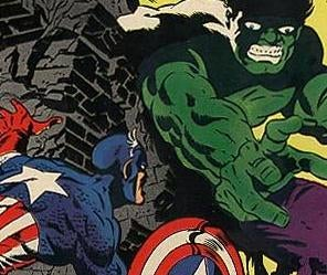 Look, Just Make Up Your Minds Already: Is Cap In Hulk Or Not?