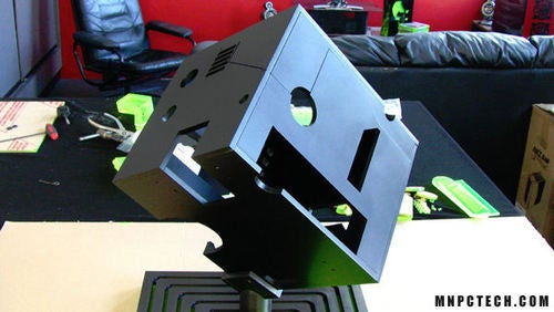 Nvidia Ion Cube Gallery