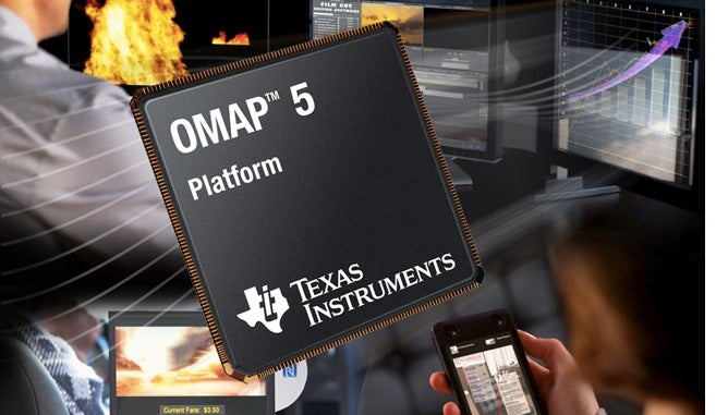The Next-Gen Phones and Tablets Powered by TI's Multi-core OMAP5 Chips Are Gonna Do Crazy Shit