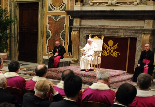 Meet Jeffrey Lena, the Vatican's Fauxhemian Lawyer