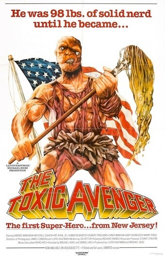 An Oscar-winning Producer is Remaking The Toxic Avenger. O-kay...But Why?