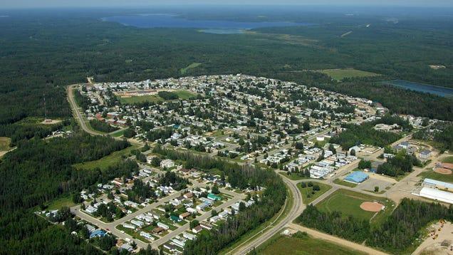 Canada fracking earthquakes